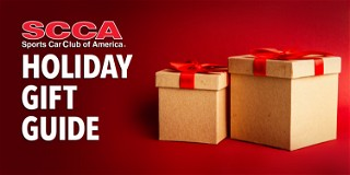 SCCA Gearhead Gift Guide