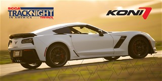 KONI - Track Night's Featured Partner for May