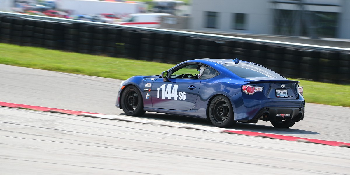 Track Night + Competition = SCCA Time Trials