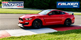 Grab Track Night September Discount with Falken Tire