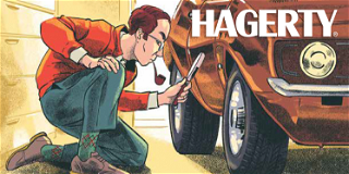 Hagerty Feature: Reading Your Rubber