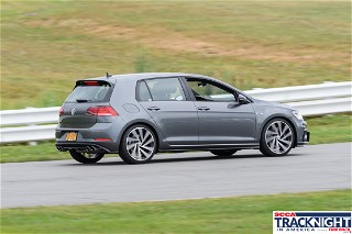 Nov Vw Golf Gray 9589