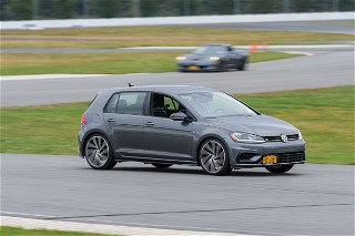 Nov Vw Golf Gray 9625