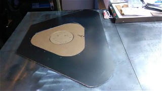 cardboard to steel