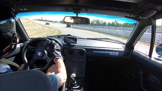 Passed 71 times in 3 and a half minutes, TNIA PittRace